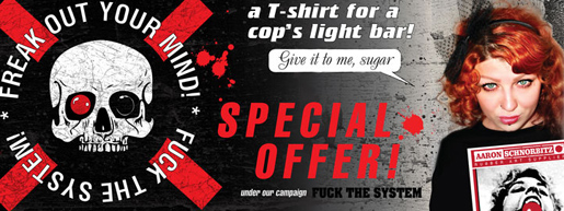 Special T-shirt offer